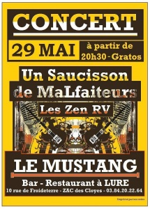 08. Le Mustang -29.05.2010-