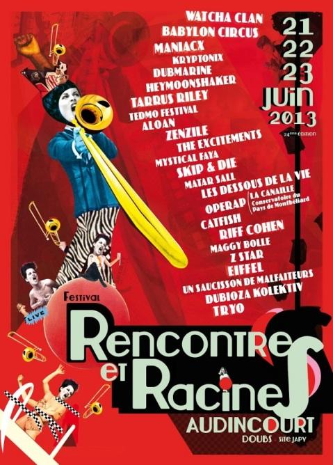 37. Rencontres & Racinnes -23.06.2013-